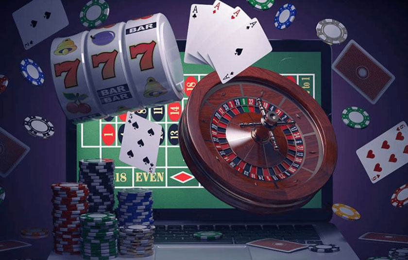 casino games and reels